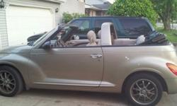 2005 PT Cruiser GT Turbo Convertible