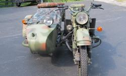2005 Ural Gear Up