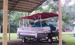 ³2006 Beachcomber Pontoon Boat³