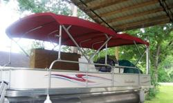 ?2006 Beachcomber Pontoon Boat?