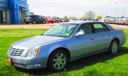 2006 Cadillac DTS Luxury II 4dr Sedan