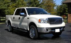 2006 Ford F-150 SuperCrew 4WD TRUCK Nice In & Out Ford F150
