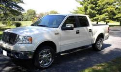 2006 FORD F-150 V8 4 DOOR CD Player