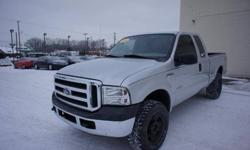 2006 Ford F-250 Super Duty XLT SuperCab Long Bed 4WD