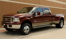 2006 Ford F-350 SD King Ranch Crew Cab 4WD DRW