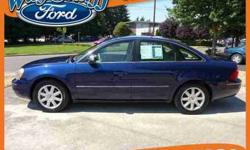 2006 Ford Five Hnrd Ltd Awd