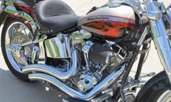 2006 Harley-Davidson Softail Screaming Eagle Fatboy