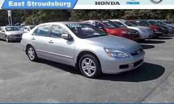 2006 Honda Accord Sdn LX SE