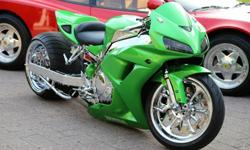 2006 Honda Cbr 1000 Rr Air Ride