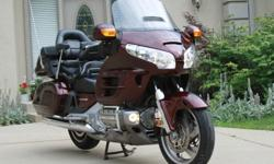 ***2006 Honda GoldWing GL1800***