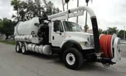 2006 International 7600 Vactor 2115 VACUUM/JETTER COMBO