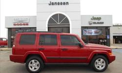 2006 Jeep Commander Base 4dr SUV 4WD