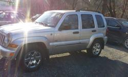2006 Jeep Liberty Sport 65th Limited Edition 4X4
