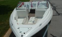 2006 Mariah SX2 21FT Open Bow V-8