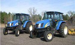 2006 New Holland Tl100a