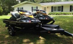 2006 Sea-Doo RXP's For Sale