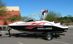 2006 Sea Doo Speedster 430hp Wake Edition