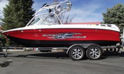 2006 Super Air Nautique 220 Team Edition with ZR6