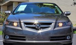 2007 Acura TL Type S +FULL NAViGATION