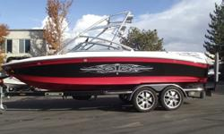 2007 Air Nautique 236 Team Edition