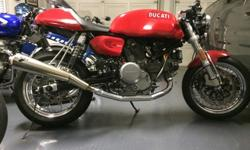 2007 Ducati GT 1000 Supersport