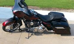 2007 Harley-Davidson Touring Street Glide Worldwide Delivery