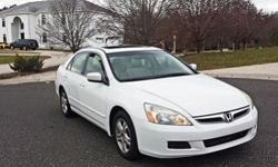 2007 Honda Accord new