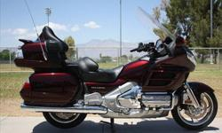 2007 Honda Gold Wing GL1800!! Priced To Sell Fast
