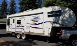 2007 Keystone Copper Canyon 5th Wheel 252fwrls