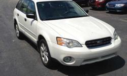 2007 Subaru Legacy 4dr H4 AT Outback