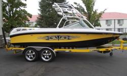 2007 Super Air Nautique 210 Team Edition REDUCED