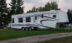 2007 Teton Homes Frontier 39ft