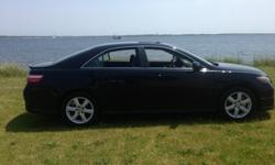 2007 Toyota Camry LE, 4D, Automatic, black