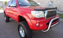 2007 Toyota Tacoma SR5 4WD 4dr Double Cab Lifted AUTOMATIC