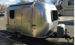 2008 Airstream Safari Sport