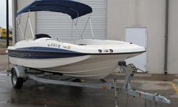 2008 Bayliner 197 SD