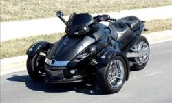 2008 Can-am Spyder 1000cc