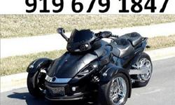 "*"" 2008 Can Am Spyder#xFDFA"