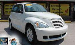 2008 Chrysler PT Cruiser Base 4dr Wagon