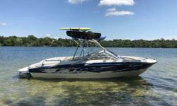 2008 F19 Flight Wakeboard Edition Bayliner 195