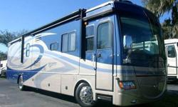 2008 Fleetwood Discovery 39R w/3 Slide-Outs