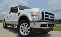 2008 Ford F-250 4WD Crew Cab