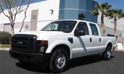 2008 Ford Super Duty F-250 SRW 2WD Crew Cab 156 XL