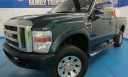 2008 Ford Super Duty F-250 SRW Lariat Powerstroke 4x4