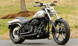 2008 Harley Davidson Night Train - Custom Wheels
