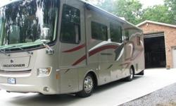 2008 Holiday Rambler Vacationer XL Diesel