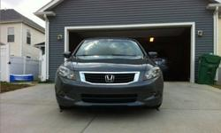 2008 Honda Accord EX-L.w/Bucket Seats&CD Changer