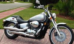 2008 Honda Vt750c2 Shadow Spirit 750