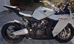 2008 KTM RC8 1190 Worldwide Free Delivery
