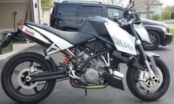 2008 KTM Superduke 990 Low Miles in Excellent Condition
